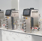 Large scale protein production in fermenter and bioreactor